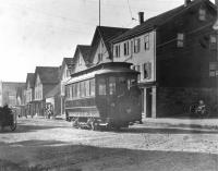 Calais Street Railway car, St. Stephen, New Brunswick, ca. 1900