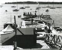 Northeast Harbor Fleet Dock