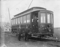 Calais Street Railway Car #2, Calais