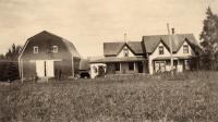 Anders P. Petterson farm, Woodland, ca, 1922