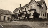 Carl E. Randolph home, Woodland, ca. 1922