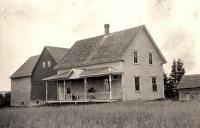 Charles Akerson farm, Perham, ca. 1922