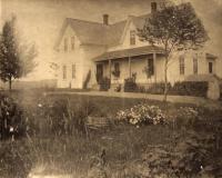 Gustaf Dahlgren home, Perham, ca. 1922