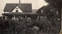 Guy E. T. Dahlgren farm, Perham, ca. 1922