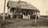 Carl Helstrom home, Woodland, ca. 1922