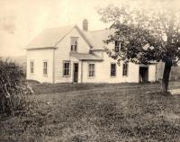 Oscar Kjilman farm, Perham, ca. 1922