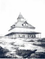 Green Mountain hotel, Mt. Desert Island, ca. 1885