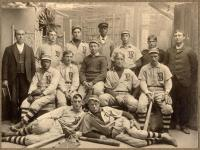 Belfast baseball team, 1899