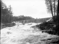 Dam at Old Falls, Sanford