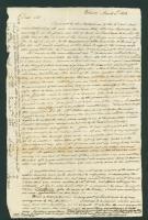 Loammi Baldwin on taxes in Flintstown, 1802