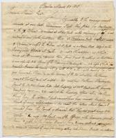 James F. Baldwin on trip to Washington, 1813