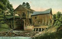 Old Mill on Mt. Desert Island, ca. 1890