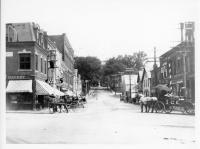 Ice Wagon, Camden, 1912