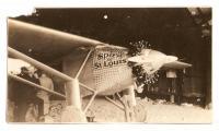 'Spirit of St. Louis,' 1927