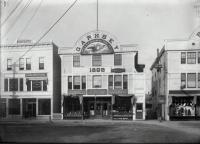 Garnsey Block, Sanford Square, ca 1900