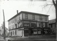 O.V. Libby's, Main Street, Sanford, ca 1915
