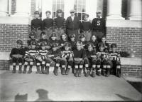 1925 Sanford High School Football Team