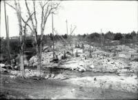 Estes Privilege dam, Sanford, 1906