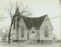 Elm Street Church, South Portland, 1921