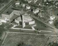 Holy Cross Roman Catholic Church, South Portland, 1960