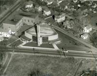 Holy Cross Roman Catholic Church, South Portland, 1960