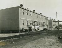 Long Creek housing, South Portland, 1946