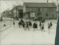 Knightville Square, South Portland, ca. 1928