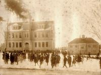 High Sreet School, Grammar School, Caribou, 1922