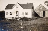 Schatzel Farm, Otisfield, 1908