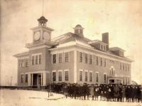 Caribou High School, 1922
