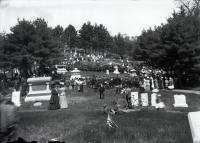 Ceremony, Oakdale Cemetery, Sanford