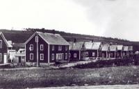 Red Row Houses, Stockholm, ca. 1925