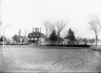 Goodall Mansion, Sanford, ca 1895