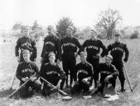 Sanford Baseball Team, ca. 1892