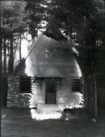 Oakdale Cemetery Chapel, Sanford, ca. 1906