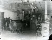 Sanford Mills Boiler Room, Sanford, ca. 1915