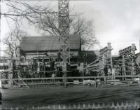 Sanford Trust Company Under Construction, Early December, 1916