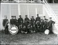 Sanford's Maine National Guard Band, ca. 1905