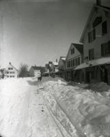 Springvale Following the Great Blizzard of March 12, 1888