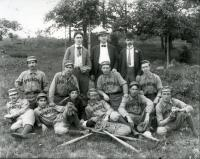 Springvale Nine baseball team, 1896