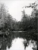 Mousam River Near Indian's Last Leap, Springvale, ca. 1900