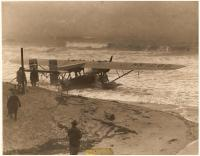 'The Dawn' at surf in Old Orchard Beach, 1924