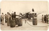 'Pathfinder,' Old Orchard Beach, 1929