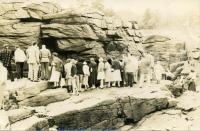 Thunder Hole, Acadia National Park, ca. 1950
