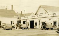 Manchester Brothers Garage, Mt. Desert