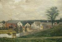 North Anson scene, ca. 1870