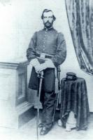 Captain Black Hawk Putnam, Houlton, ca. 1861
