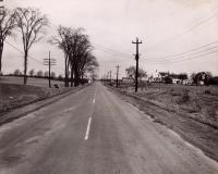 Merlin Hammond farm, Houlton, ca. 1950