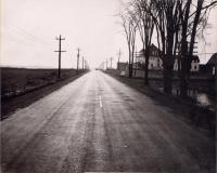 Looking south on Route 1, Houlton, ca. 1950