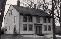 Cary house, Military Street, ca. 1940